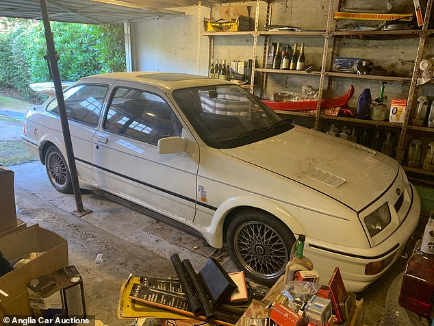 Download Ford Sierra Sapphire 1982