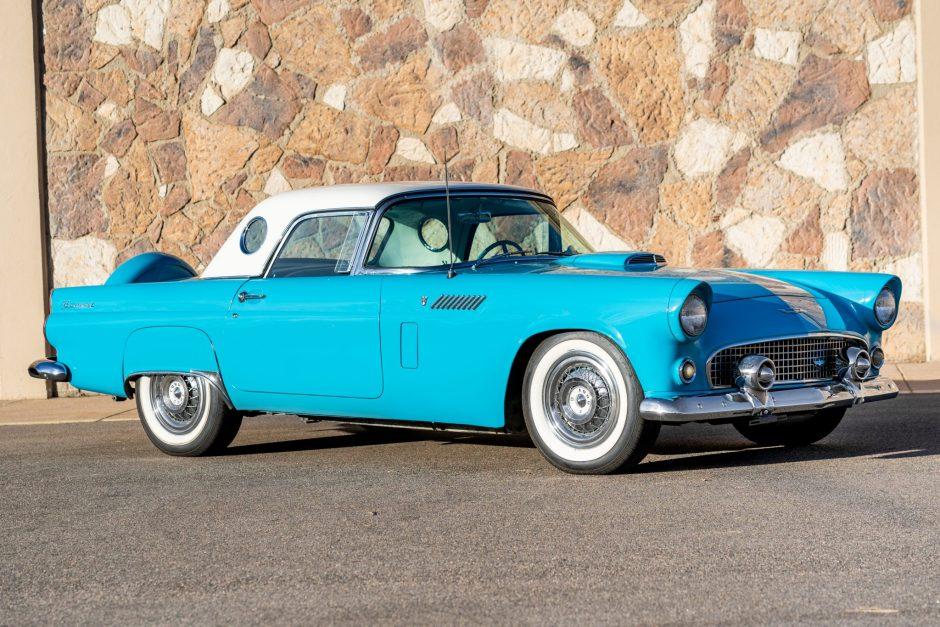 download Ford Thunderbird Tonneau Cover Dresden Blue workshop manual