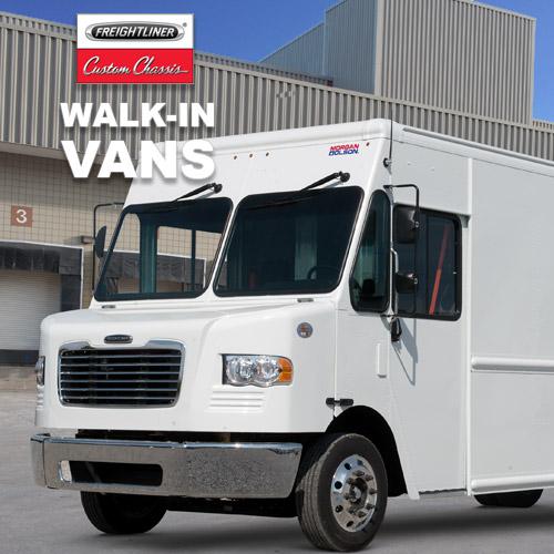 download Freightliner Walk In Van Chassis Trucks workshop manual