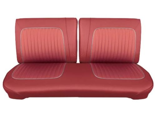 download Front Bucket Seat Covers Falcon Ranchero 1964 workshop manual