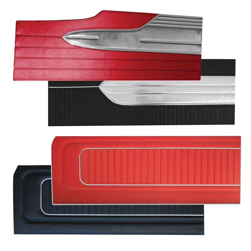 download Front Door Panels 4 Door Front Falcon workshop manual