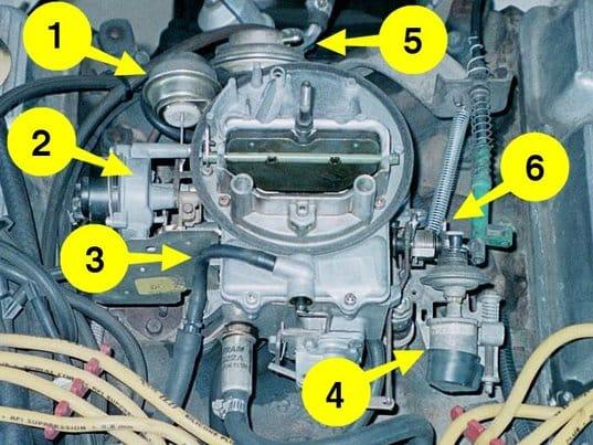 download Fuel Filter Motorcraft Carburetor Mounted workshop manual