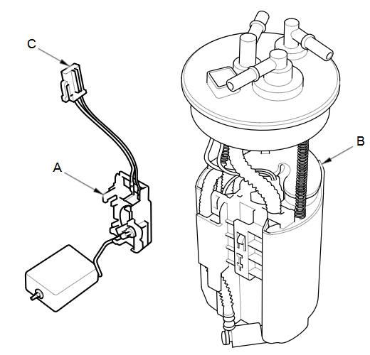 download Fuel Pump Sending Unit workshop manual