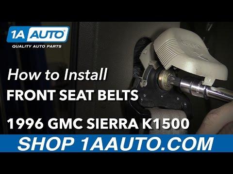 download GMC K1500 workshop manual