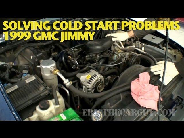 download GMC S15 Jimmy workshop manual