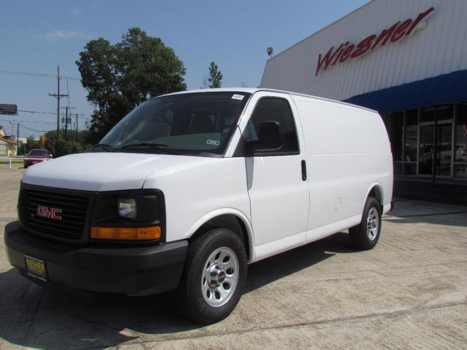 download GMC Savana 3500 workshop manual