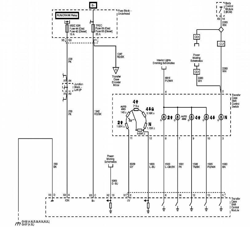 download GMC Sierra 2500 HD workshop manual