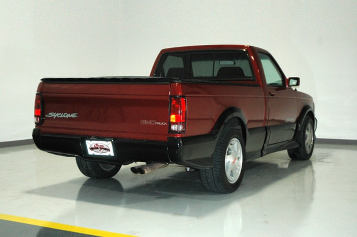 download GMC Syclone workshop manual