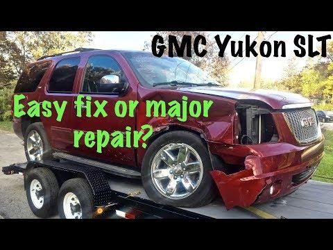 download GMC Yukon workshop manual