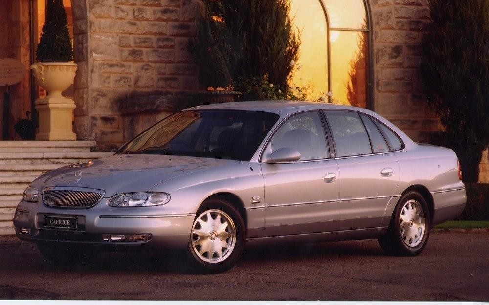 download HOLDEN WH COMMODORE workshop manual