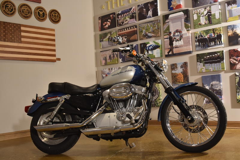 Harley Davidson Sportster Xl883c Custom 2005 Service