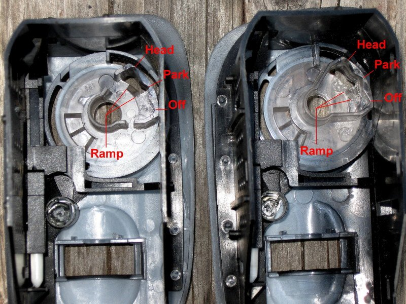 download Headlight Dimmer Switch workshop manual