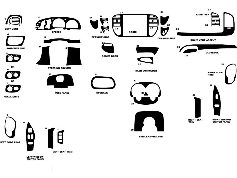 download Headlight Rim Cast Aluminum Ford Pickup Truck workshop manual