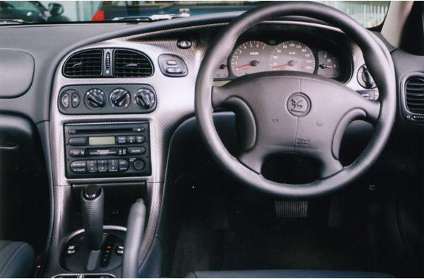 download Holden Calais VT I workshop manual
