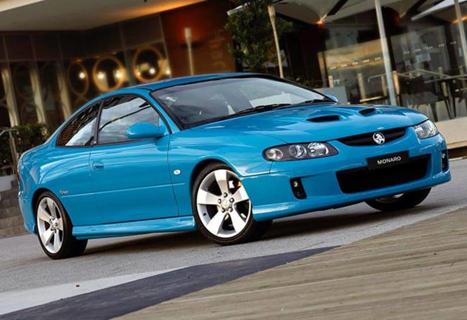 download Holden Monaro Coupe V2 workshop manual