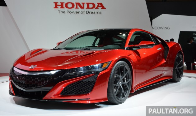 download Honda NSX workshop manual
