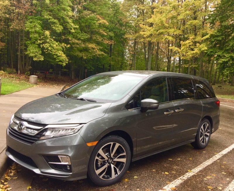 download Honda Odyssey workshop manual