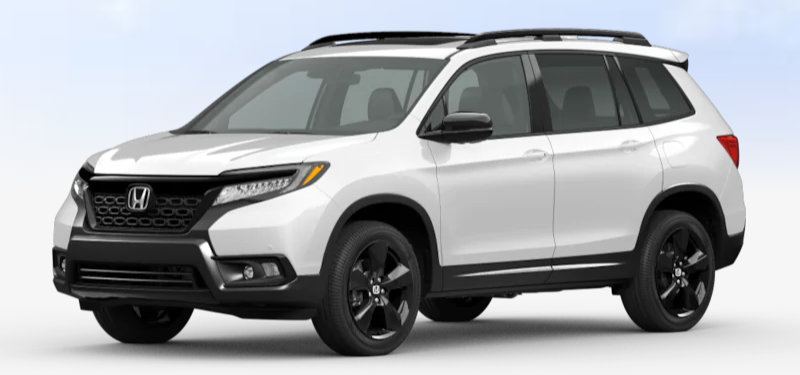 download Honda Passport workshop manual