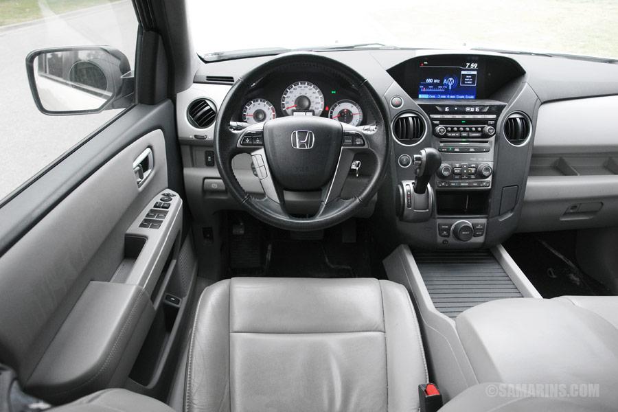 download Honda Pilot workshop manual
