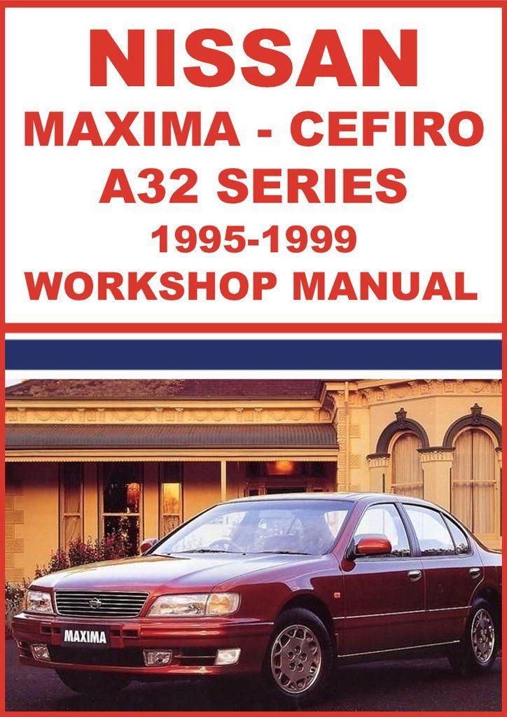 download INFINITY I30 A32 A33 Manuals workshop manual