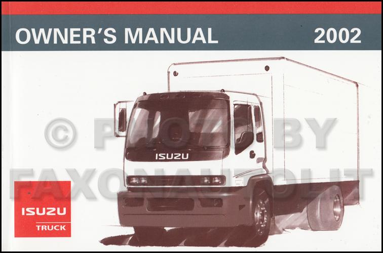 download ISUZU FSR FTR FVR F Series 6HK1 workshop manual