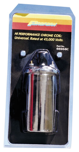 download Ignition Coil Cover; Universal; Chrome; Fits Most Canister Type Coils workshop manual