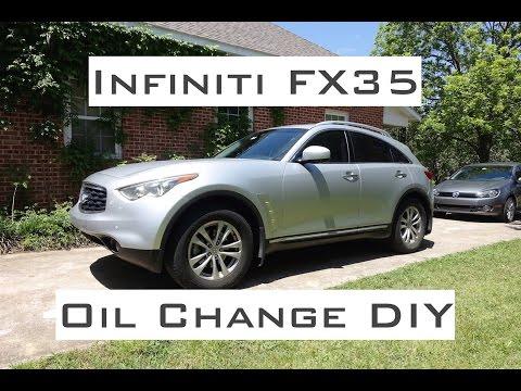 download Infiniti FX35 workshop manual
