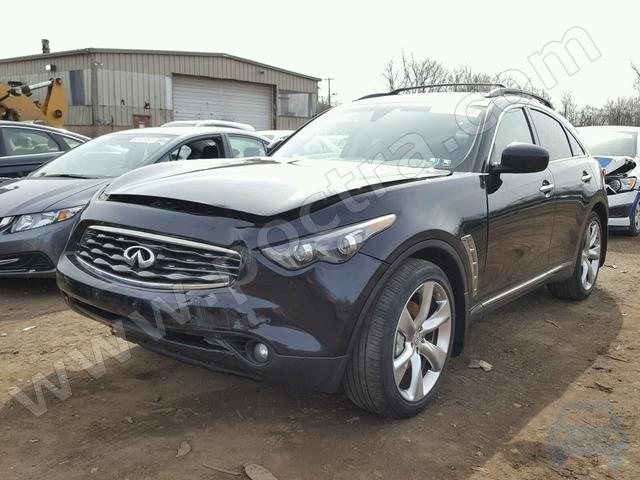 download Infiniti FX50 workshop manual