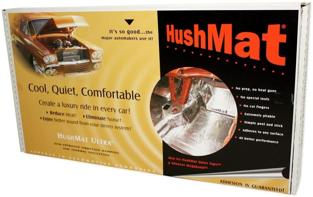 download Insulation Starter Kit HushMat Ultra tm 4 12 x 12 Sheets workshop manual