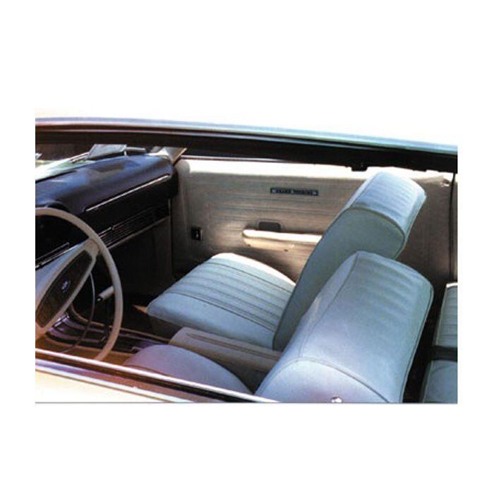 download Interior 3 Sedan Galaxie 500 workshop manual