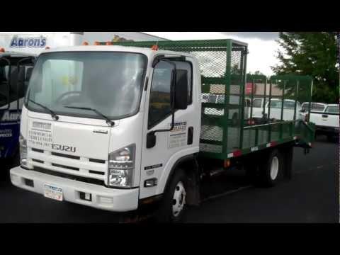 download Isuzu Commercial Truck Forward Tiltmaster FRR W5 workshop manual