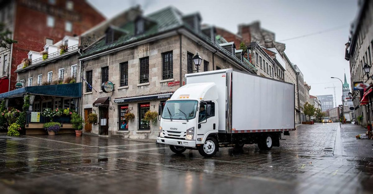 download Isuzu Elf NPR N Series Truck Work workshop manual