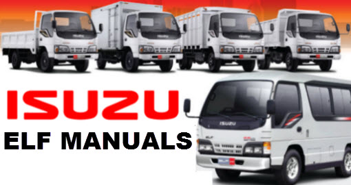 download Isuzu NHR NKR NPR NQR NPS Commercial Truck workshop manual