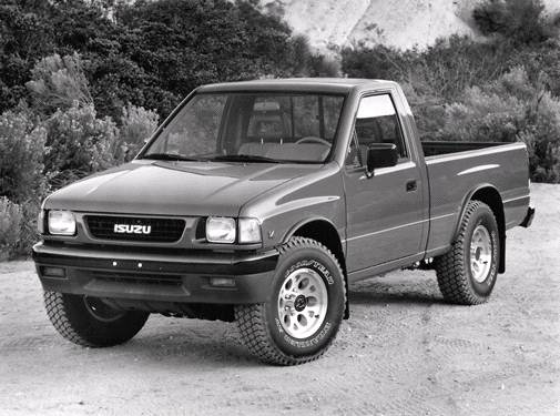 download Isuzu Pick ups workshop manual