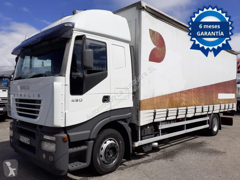 download Iveco Stralis AS Euro 4 5 18 44T workshop manual