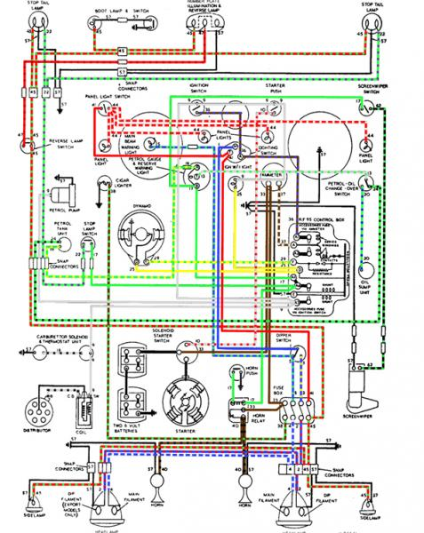 download JAGUAR MKVII XK120 workshop manual