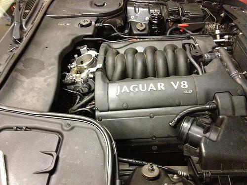 download JAGUAR XJ X308 workshop manual