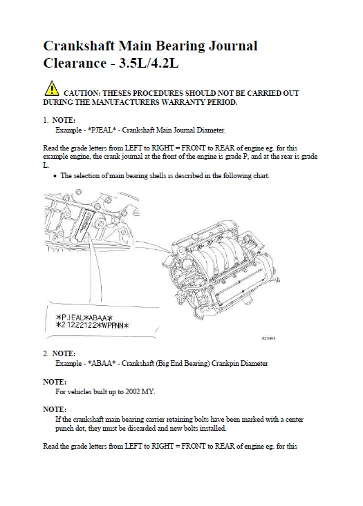 download JAGUAR XJ6 X350 workshop manual