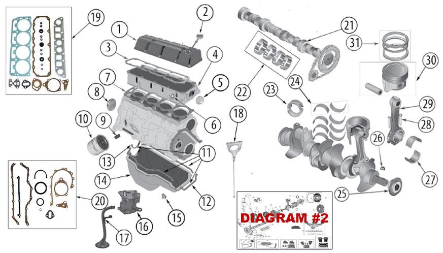Download Jeep Cherokee 1993 2 5l Engine Repair Manual