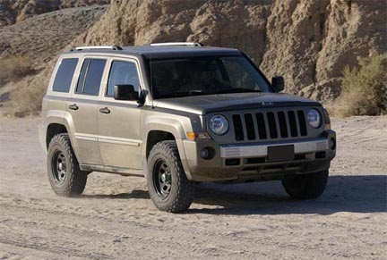 download JEEP Patriot MK workshop manual