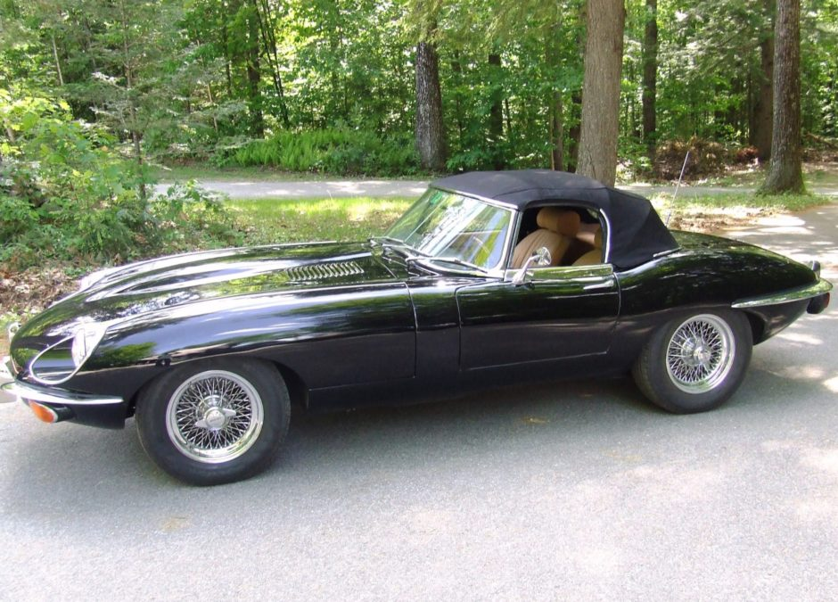 download Jaguar E Type I II workshop manual