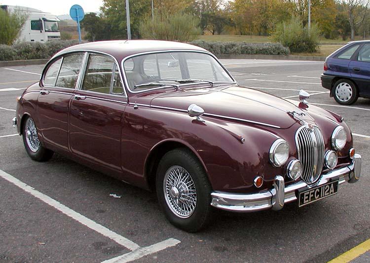 download Jaguar Mark 2 240 340 workshop manual