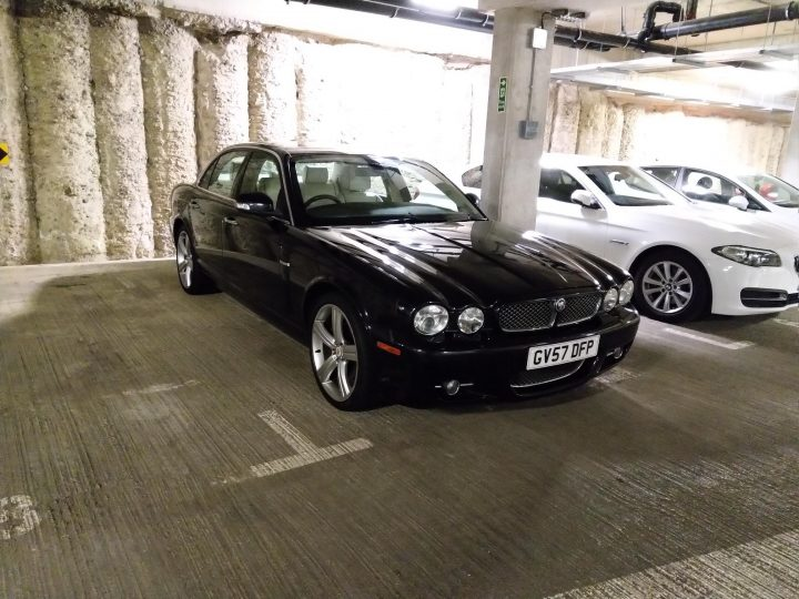 download Jaguar X358 workshop manual