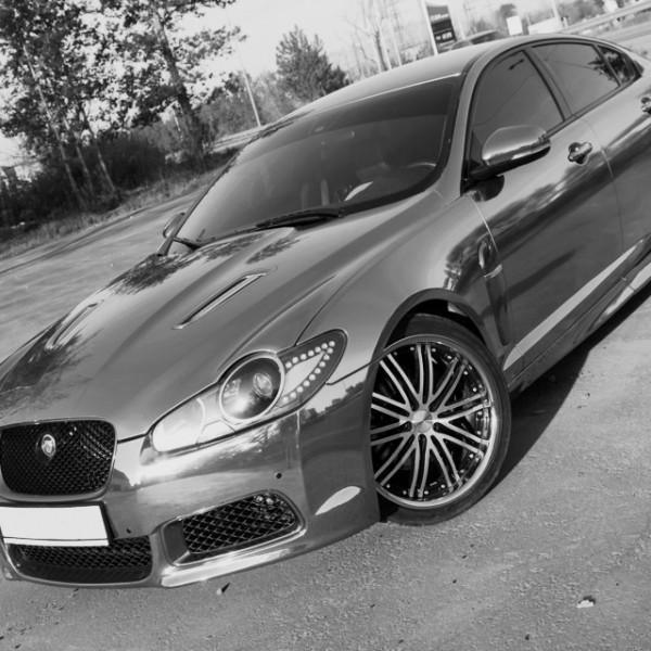 download Jaguar XFR workshop manual