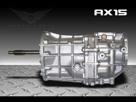 download Jeep AX 15 Transmission workshop manual