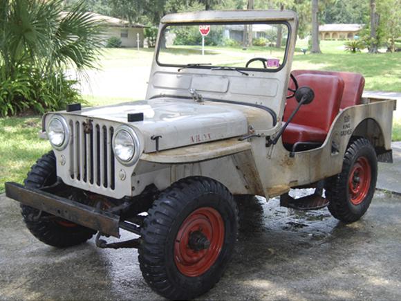 download Jeep CJ 3B workshop manual
