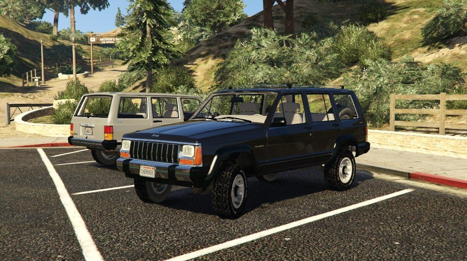 Download Jeep Cherokee Xj 1984
