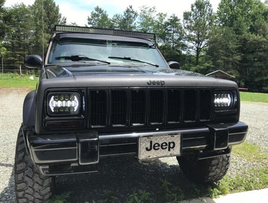 download Jeep Cherokee YJ XJ workshop manual