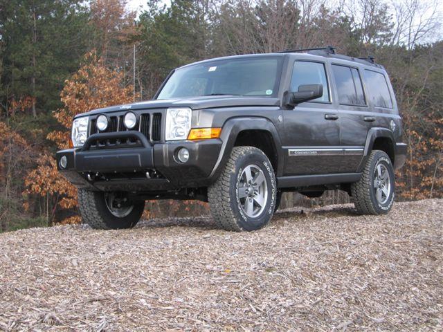 download Jeep Commander workshop manual