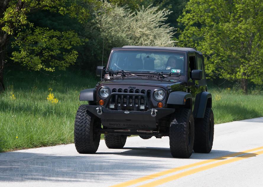 download Jeep Wrangler JK workshop manual